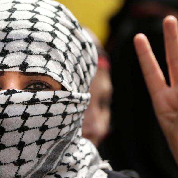 arab woman in israel 3