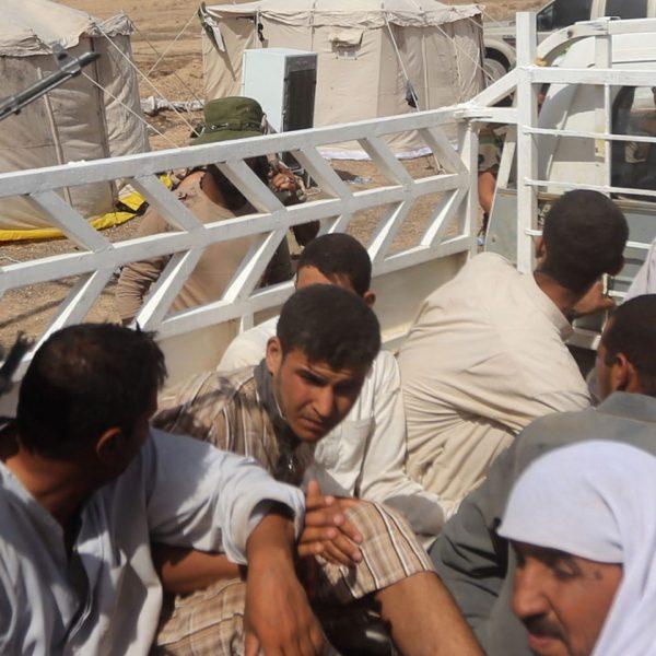 iraq arrests