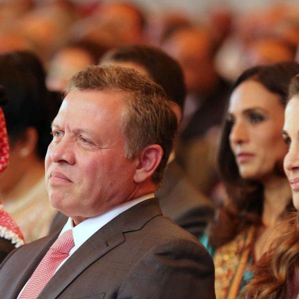 jordan king and queen