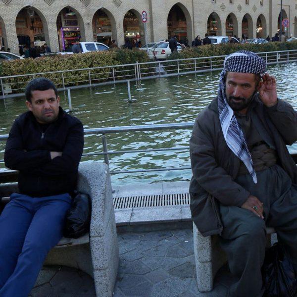 kurd men