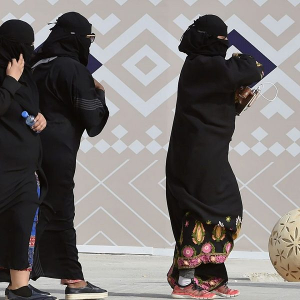 saudi human
