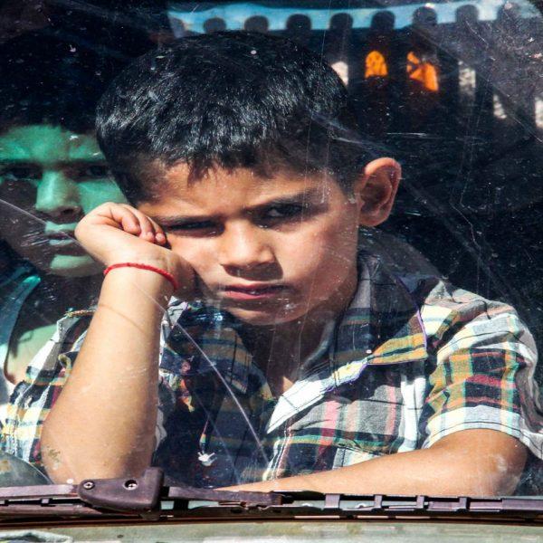 syrian refugees kids