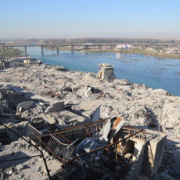 water iraq